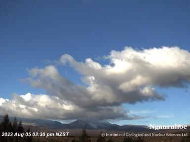 Ngauruhoe (Mountain) Webcam