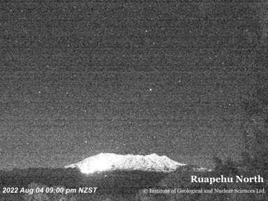 Ruapehu (Mountain) Webcam