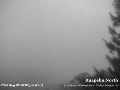 Ruapehu (Mountain) Webcam