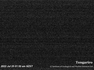 Tongariro (Mountain) Webcam
