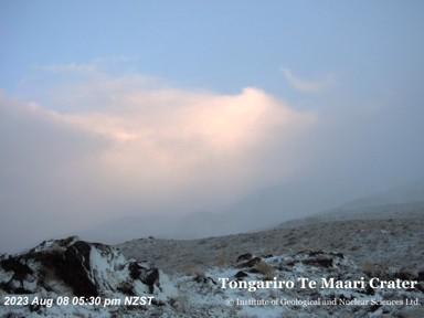 Te Maari Crater
