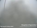 Ruapehu and Ngauruhoe