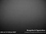 Ruapehu & Ngauruhoe (from east)