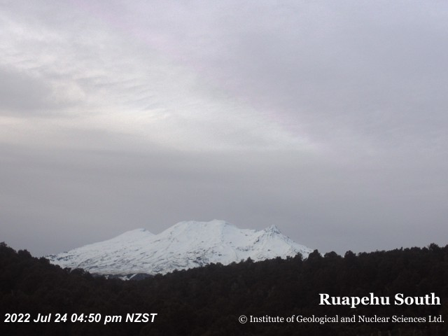 Ruapehu South.